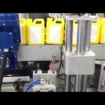 Automatic Cleaner Liquid Bottle Labeling Machine