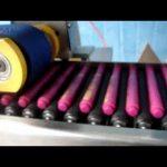 Automatic Crayons Lip Balm Stick Labeling Machine