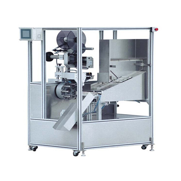 Automatic Tube Labelling Machine For Paste Cream Lotion Tubes
