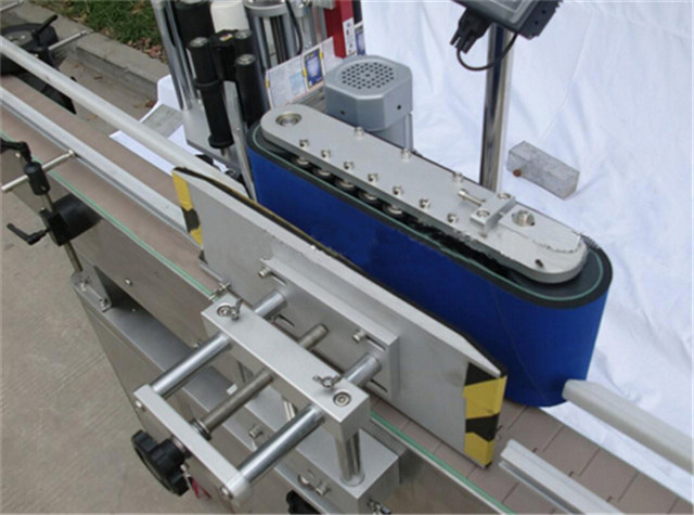 Automatic Vertical Round Bottle Labelling Machine Details