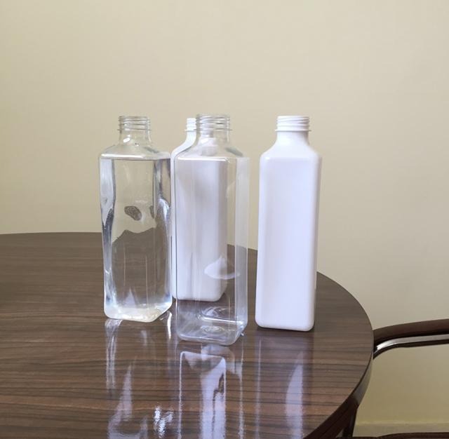 Automatic Vertical Square Bottles Four Sides Labeling Machine Details 2