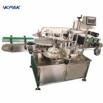 Automatic Wrap Labeling Machine for Round Bottle Front and Back