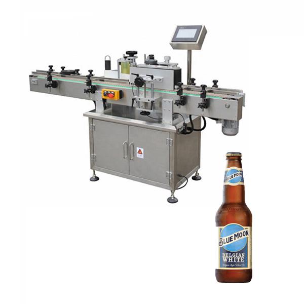 Beer Bottle Labeling Machine