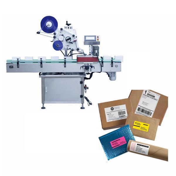 Box Labeling Machine