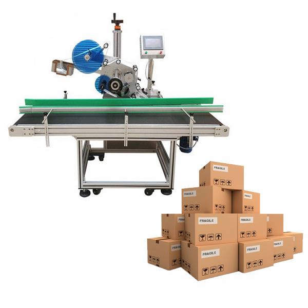 Carton Labeling Machine