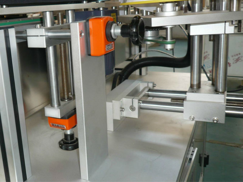 Conveyor vertical and horizontal position adjustable supportor