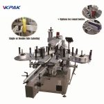 Full Automatic Glass Bottle Linear Self Adhesive Labelling Machine