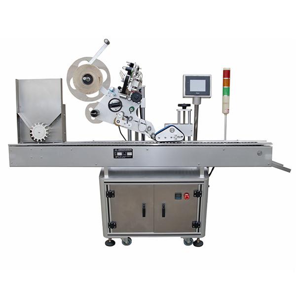 Fully Automatic Horizontal Syringe Pharma Labeling Machine