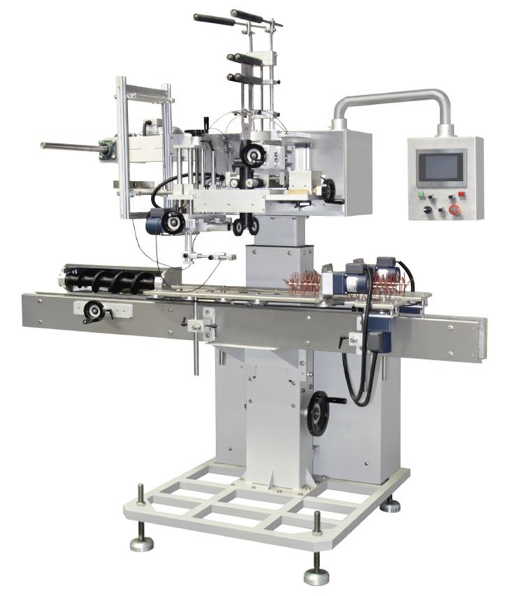 High Quality Automatic Stretch Sleeve Labeling Machine