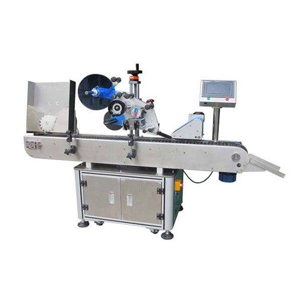 High Speed Ampoule Sticker Labeling Machine