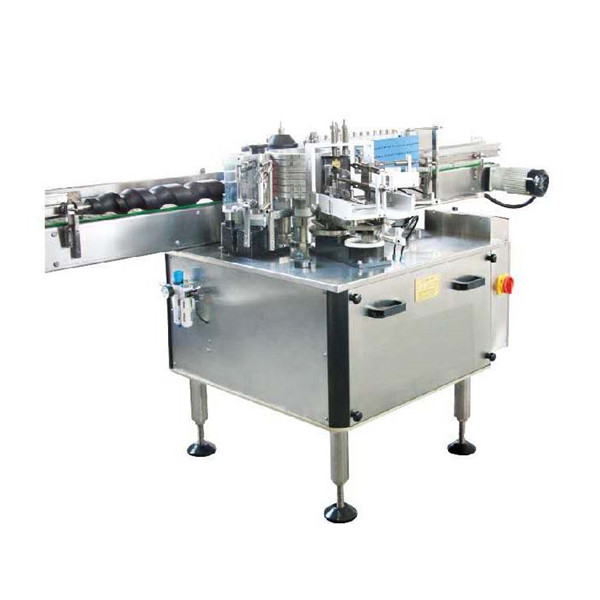 High Speed Automatic Cold Glue Wet Glue Labeling Machine