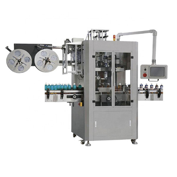 High-Speed Fully Auto Shrink Sleeve Labeling Machine
