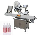 Horizontal Automatic Pharmaceutical Small Bottle Labeling Machinery