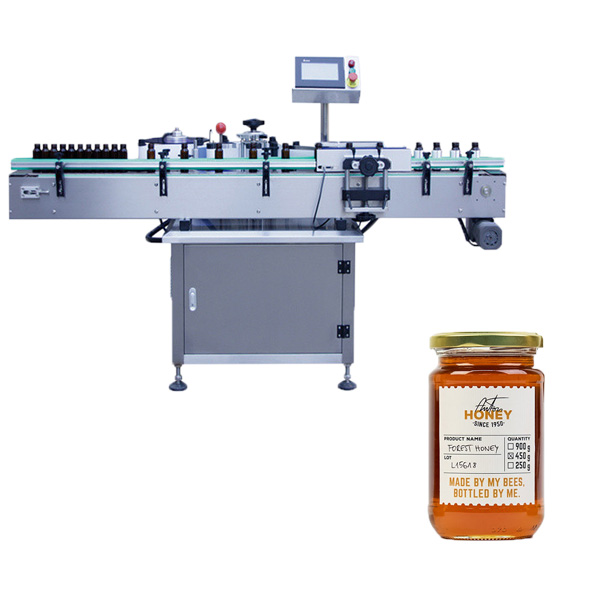 Jar Labeling Machine