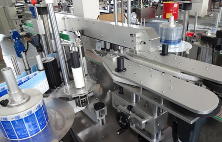 Linear Type Fully Automatic Bottle Labeling Machine for Sale