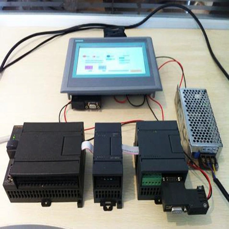 PLC & Touch screen