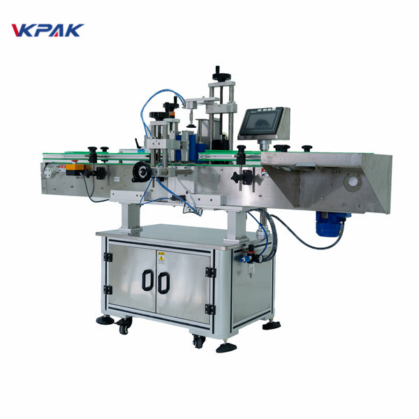 Position Round Bottle Labeling Machine