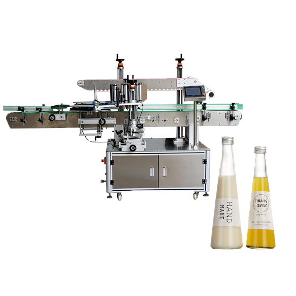 Tapered Bottle Labeling Machine