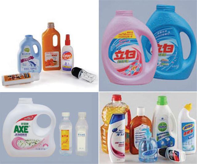 Types of bottles